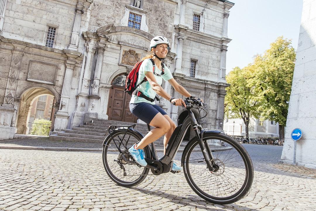 Fahrrad Osswald E-Bike