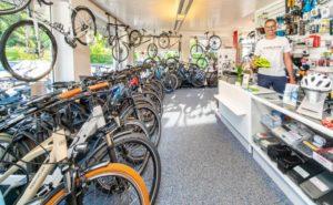 Fahrrad-Osswald Laden Vorne